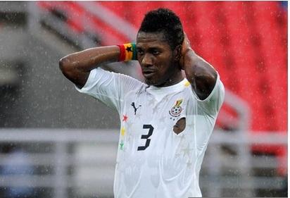 Gyan will no longer take Ghana penalties after mum's death