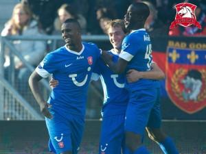 Ghanaian sensation Gyasi thrills FC Twente fans in Holland