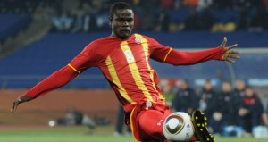 Injury rules Ghana defender Jonathan Mensah out of Cape Verde friendly