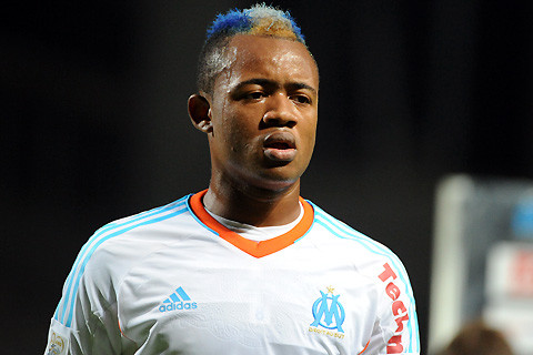 Jordan Ayew suspended for Marseille trip to Bordeaux