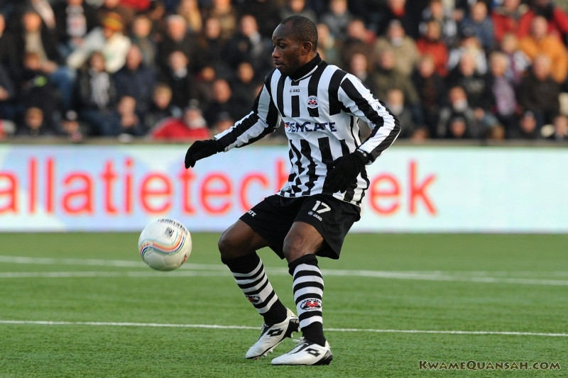Heracles Almelo president surprised by Quansah snub