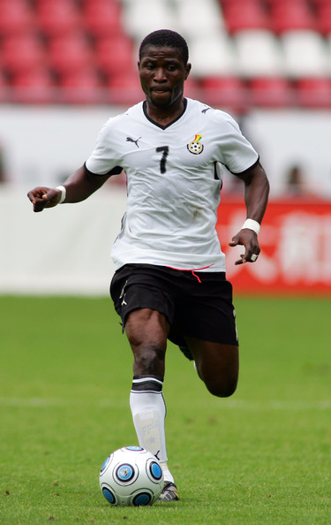 Duncan claims Kingston is best Ghanaian playmaker