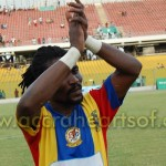 Laryea Kingston ready to silence 'noisy rivals' Kotoko