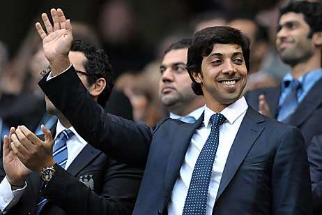 Ghana FA boss looking to woo Man City owner for investments