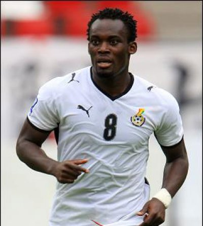 Essien battling psychological problem to making Ghana return - Nyantakyi