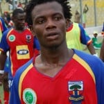 Midfielders Ansah, Osei join Hearts training