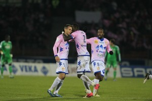 Rabiu Mohammed shares delight in debut goal for Evian