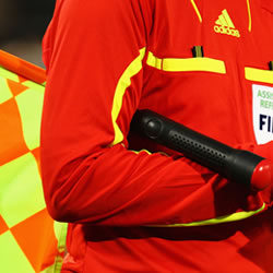 Ghana duo pass fitness test in referee's course