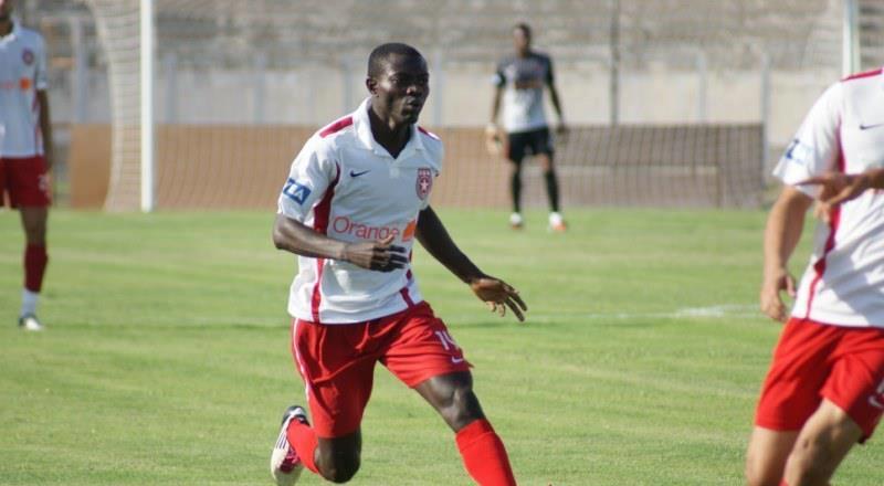 Uriah Asante wants to follow Harrison Afful's example in Tunisia