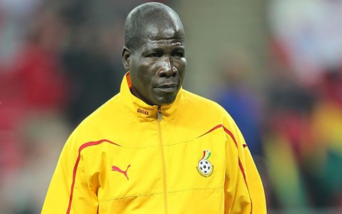 Ghanaian goalkeeper coach Edward Ansah has arrived in South Africa to join Black Leopards, KickOff.com has reported.
