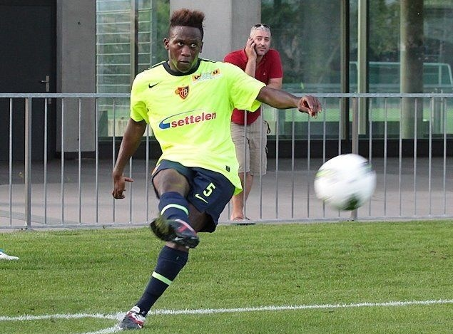 Exclusive: Q&A with Ghanaian Swiss U17 World Cup winner Ntiamoah-Nimeley