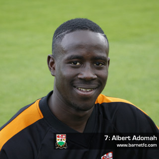 Bristol City face an anxious wait to find out whether star player Albert Adomah will be available to them next month.