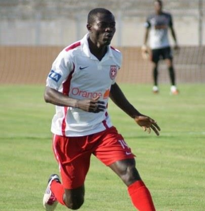 Uriah Asante suffers broken arm, out for four weeks