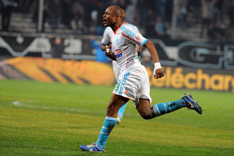 Andre Ayew's holidays made better by vital Marseille win