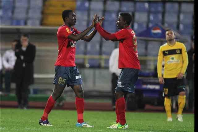 Ghanaian midfielder Ohene scores in Cyprus