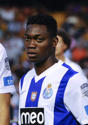 Ghana's Atsu opens fresh contract extension talks with Porto