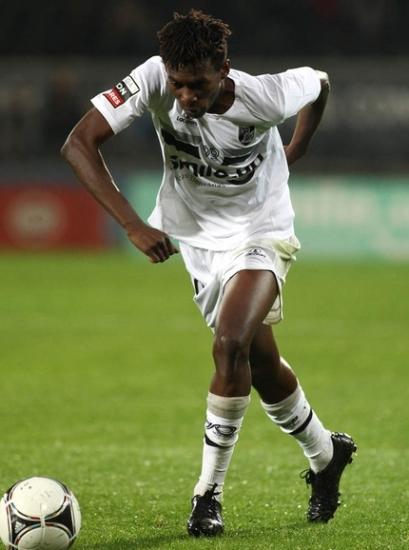 Vitoria Guimaraes delighted with David Addy's AFCON snub