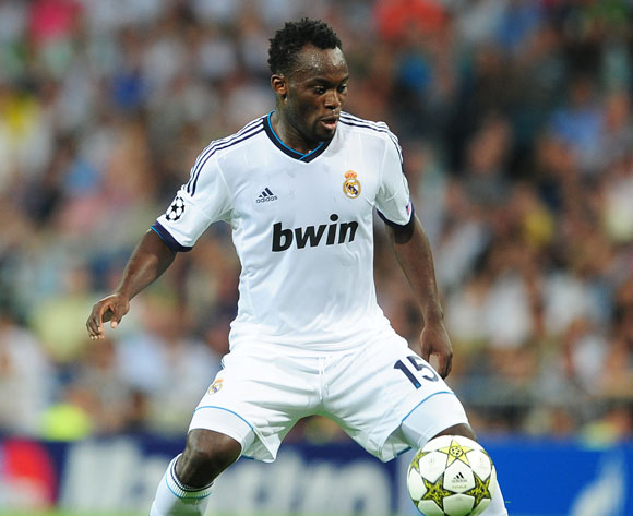 Essien dropped from Real Madrid team to face Ajax