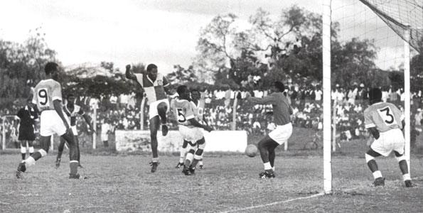 Remembering the football debacle of 1965 when Ghana thumped Kenya