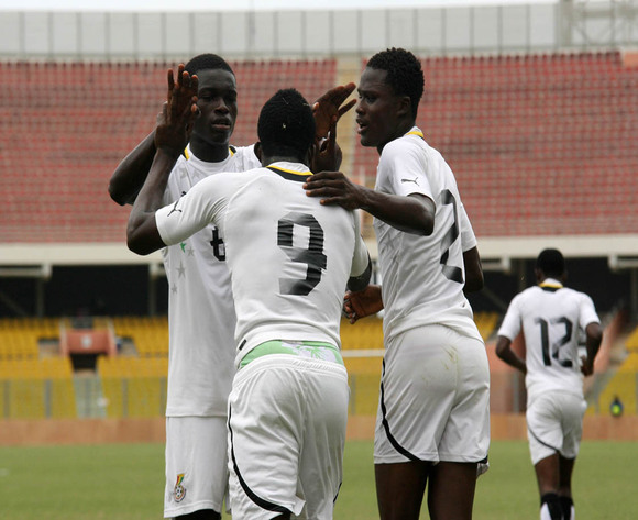 Ghana draws hosts Algeria, Benin and Egypt in AYC