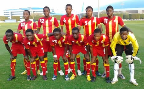 Ghana in tough Group B of African U17 Championships