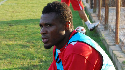 Breaking News: Ghana defender Akaminko survives fatal accident