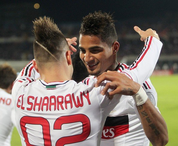 Kevin Boateng labels El Shaarawy as next Ibrahimovic
