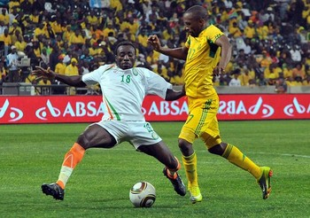 Playing against Ghana is not personal, just business - Niger's Dankwa