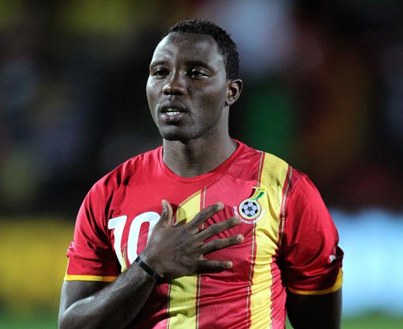 Image result for Ghana's Kwadwo Asamoah