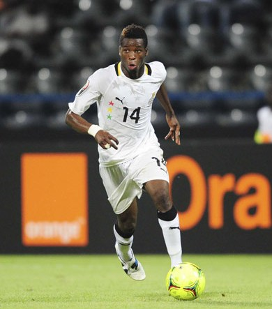 Genoa and Udinese sign co-wonership deal for Ghana's Masahudu Alhassan