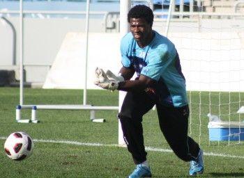 Ghanaian goalkeeper Brimah Razak signs for CD Guadalajara in Spain