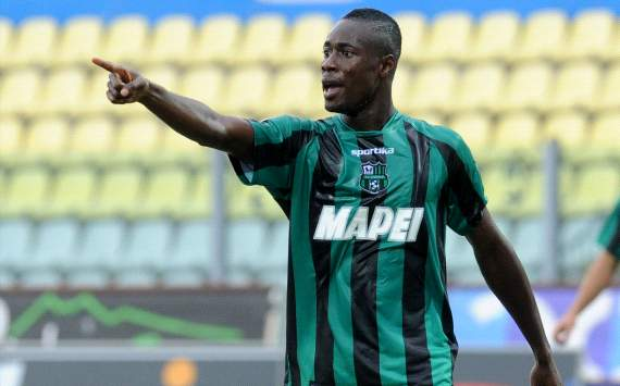 Juventus pondering recalling Boakye-Yiadom from Sassuolo loan stint