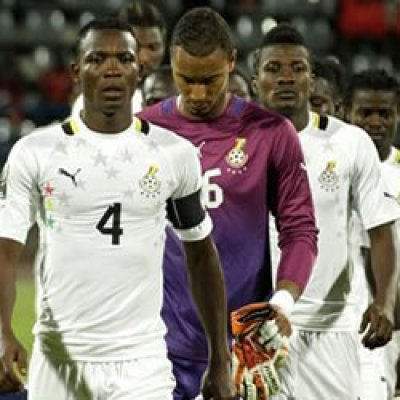 Black Stars' 2013 AFCON cash delayed by Finance Ministry