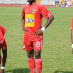 Yahaya Mohammed happy with Ghana call-up but insists he is not surprised