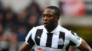 Nigeria have warned Newcastle United that they will report them to FIFA if they prevent striker Shola Ameobi from playing at the 2013 Africa Cup of Nations.