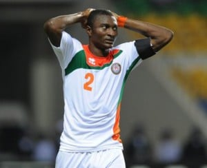 Skipper Moussa Maazou is one of four overseas-based players yet to join Ghana's Africa Cup of Nations group opponents Niger in their training camp in Niamey.