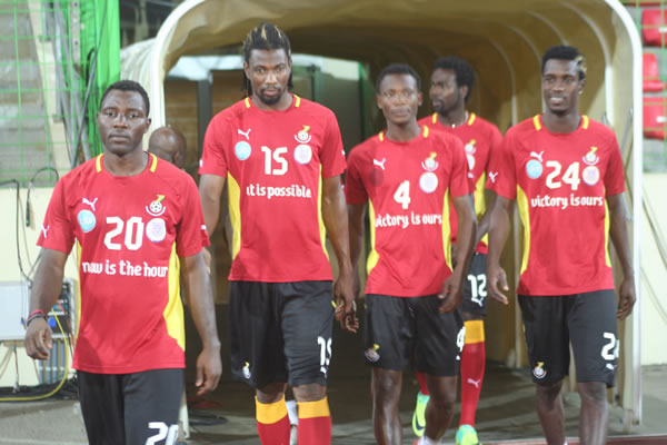 Have Your Say: Which three players should be dropped from Black Stars squad?