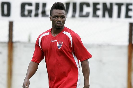 William Tiero remains a doubt for Gil Vicente this weekend