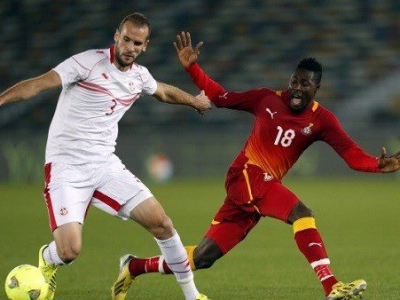 Boakye-Yiadom out of Ghana-Mali clash with ankle injury