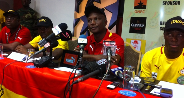 Video: Coach Akwasi Appiah on Wakaso's over-reliance for Ghana set pieces