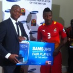 Gyan picks Fair Play Award in Ghana's heavy win over Niger