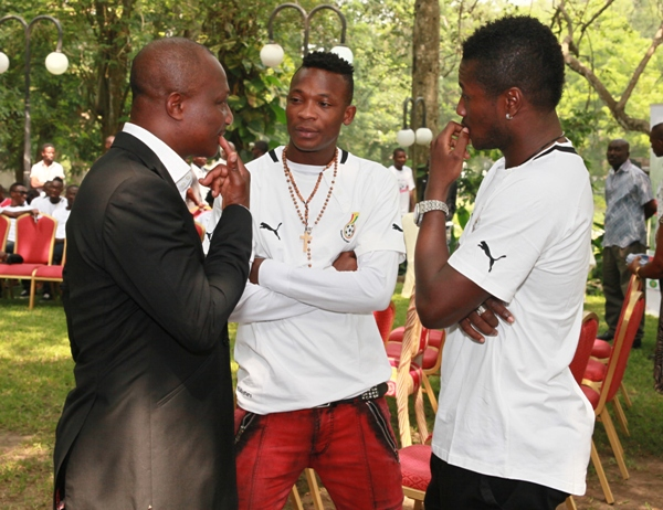 FEATURE: Asamoah Gyan's description of Akwasi Appiah as a 'developed' coach is factually incorrect