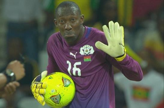 Double AFCON agony for Burkina goalkeeper Soulama as he loses dad