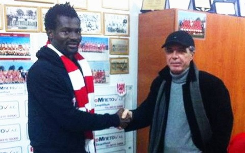 Ghanaian youngster Tetteh joins Greek club Platanias