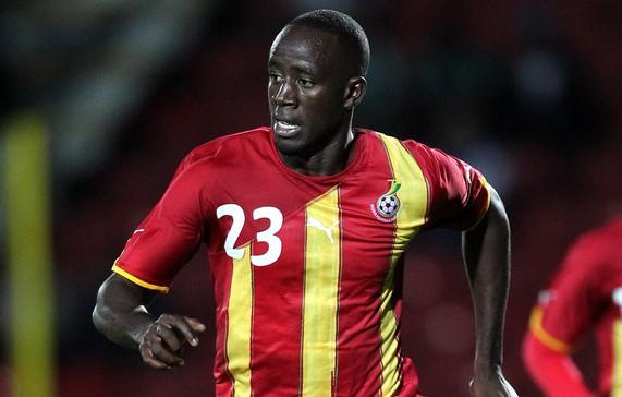 Rabiu and Adomah make injury return for Ghana