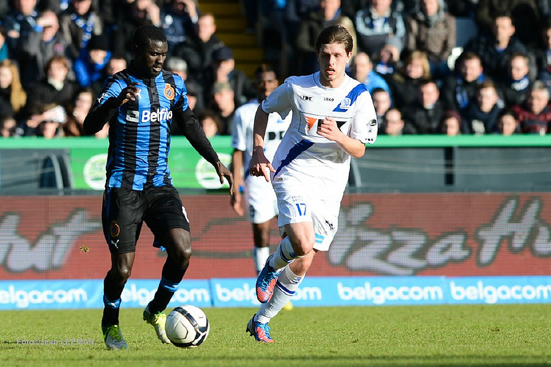 Adu Kofi debuts in Club Brugge stalemate
