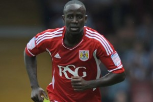 Winger Albert Adomah may have played his last Bristol City match for more than a month as he joins Ghana's pre-Africa Cup of Nations camp in Abu Dhabi.