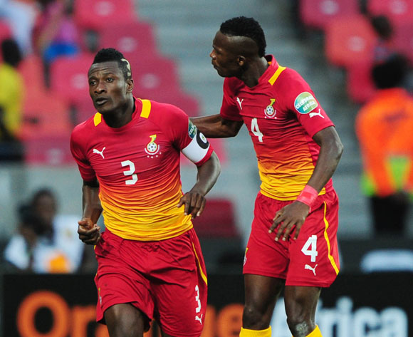 Striker Gyan not obsessed with scoring for Ghana