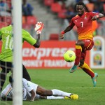 Atsu picks man-of-the-match award in Ghana's resounding victory over Niger
