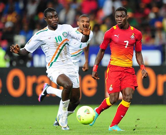 Atsu applauds teammates for Ghana's win over Niger
